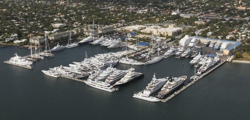 Rybovich Marina West Palm Beach Florida